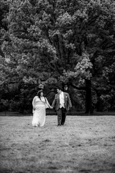 Central Park Wedding - Maria & Denisse-100