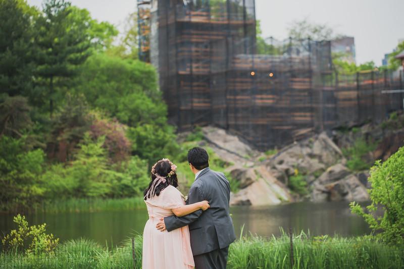 Central Park Wedding - Maria & Denisse-127