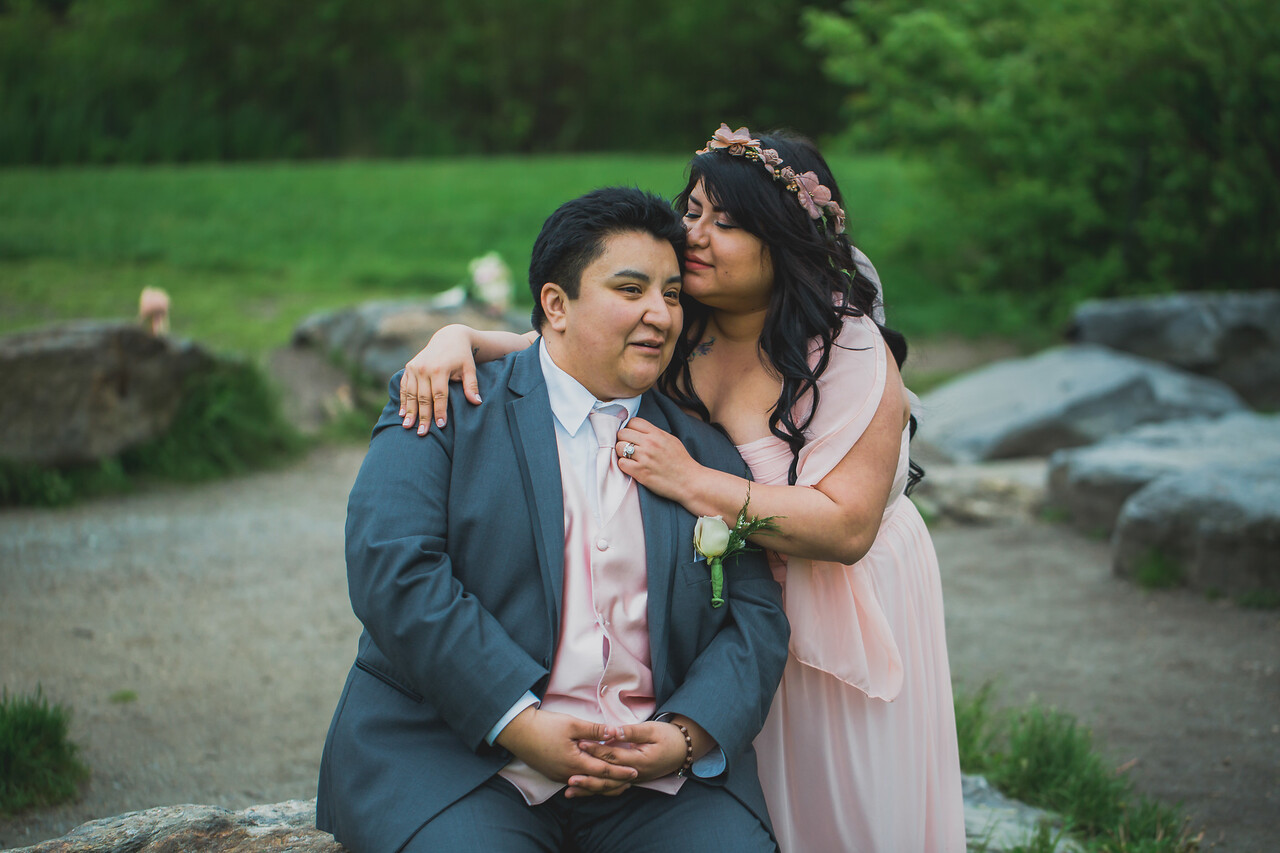 Central Park Wedding - Maria & Denisse-138