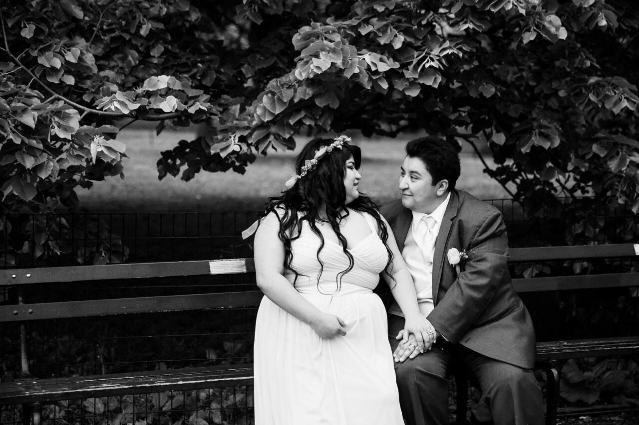 Central Park Wedding - Maria & Denisse-152