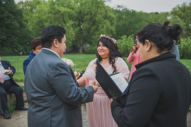 Central Park Wedding - Maria & Denisse-22