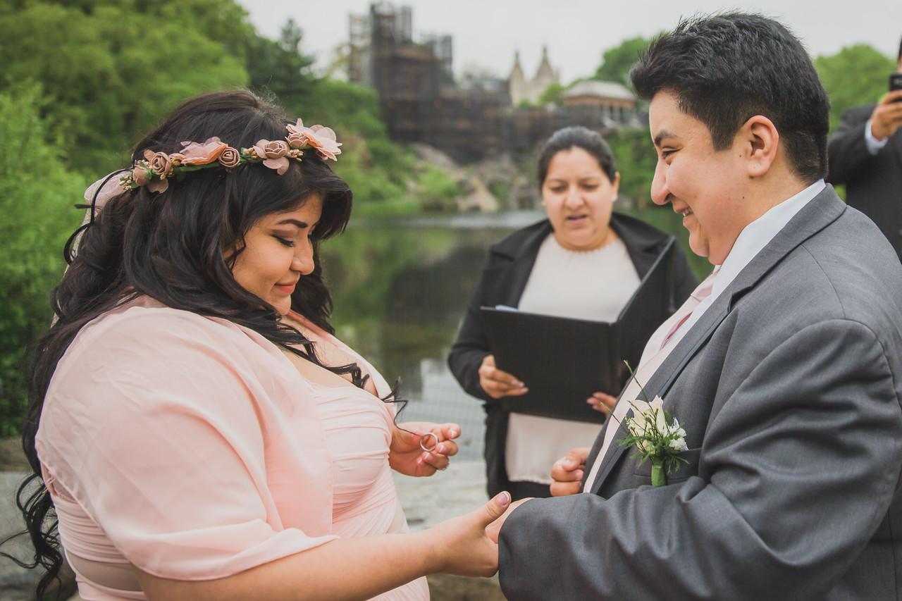 Central Park Wedding - Maria & Denisse-33