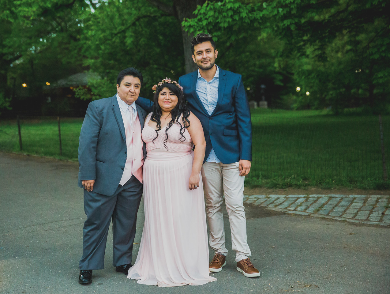 Central Park Wedding - Maria & Denisse-153