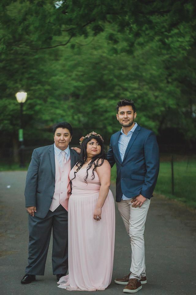 Central Park Wedding - Maria & Denisse-155
