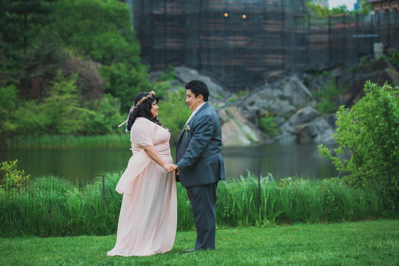 Central Park Wedding - Maria & Denisse-125