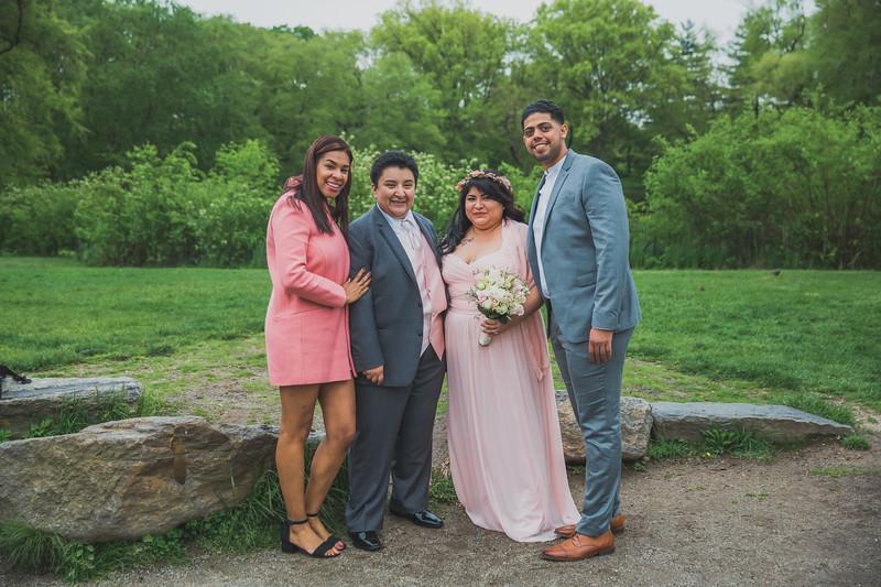 Central Park Wedding - Maria & Denisse-70