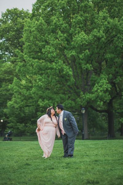 Central Park Wedding - Maria & Denisse-107
