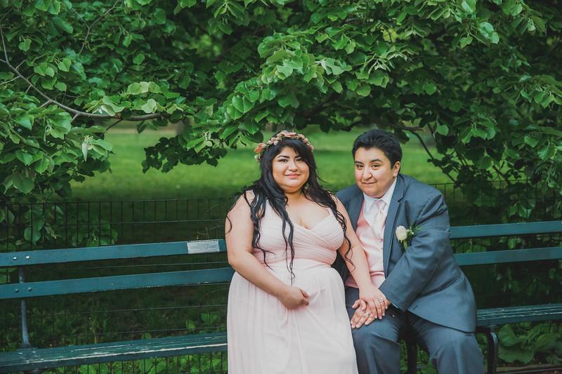 Central Park Wedding - Maria & Denisse-149