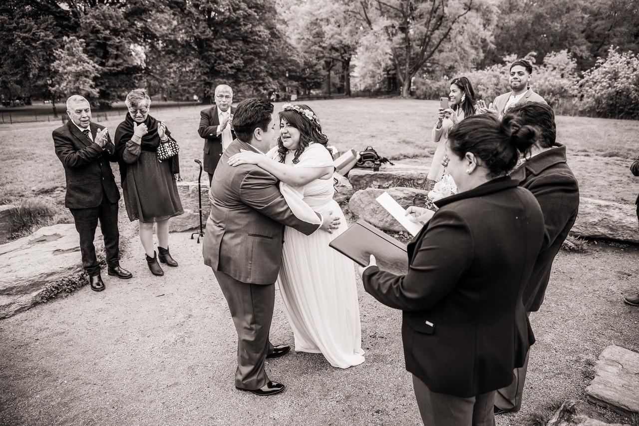 Central Park Wedding - Maria & Denisse-38