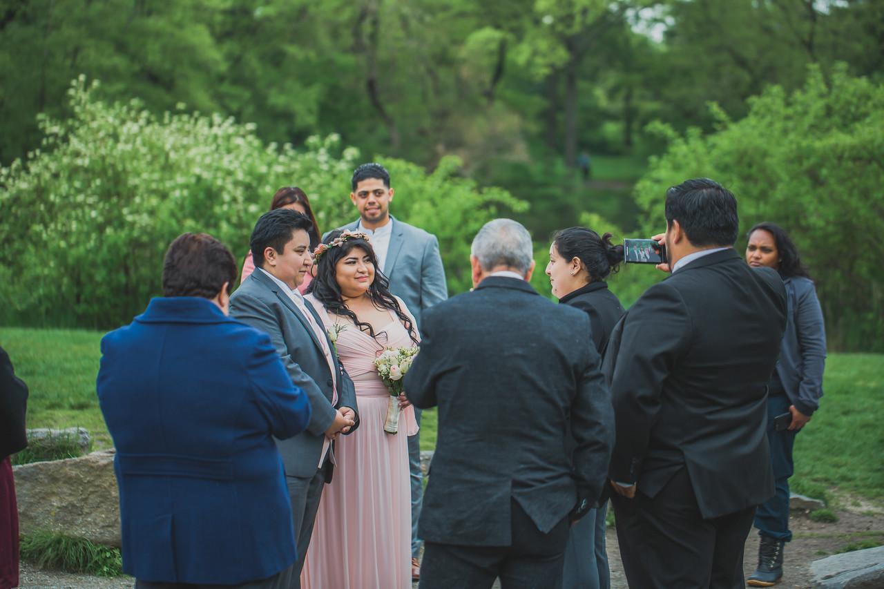 Central Park Wedding - Maria & Denisse-11