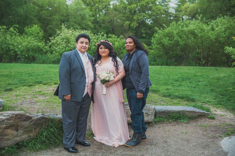 Central Park Wedding - Maria & Denisse-73