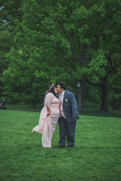 Central Park Wedding - Maria & Denisse-105