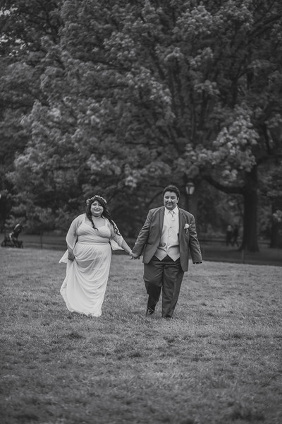 Central Park Wedding - Maria & Denisse-102