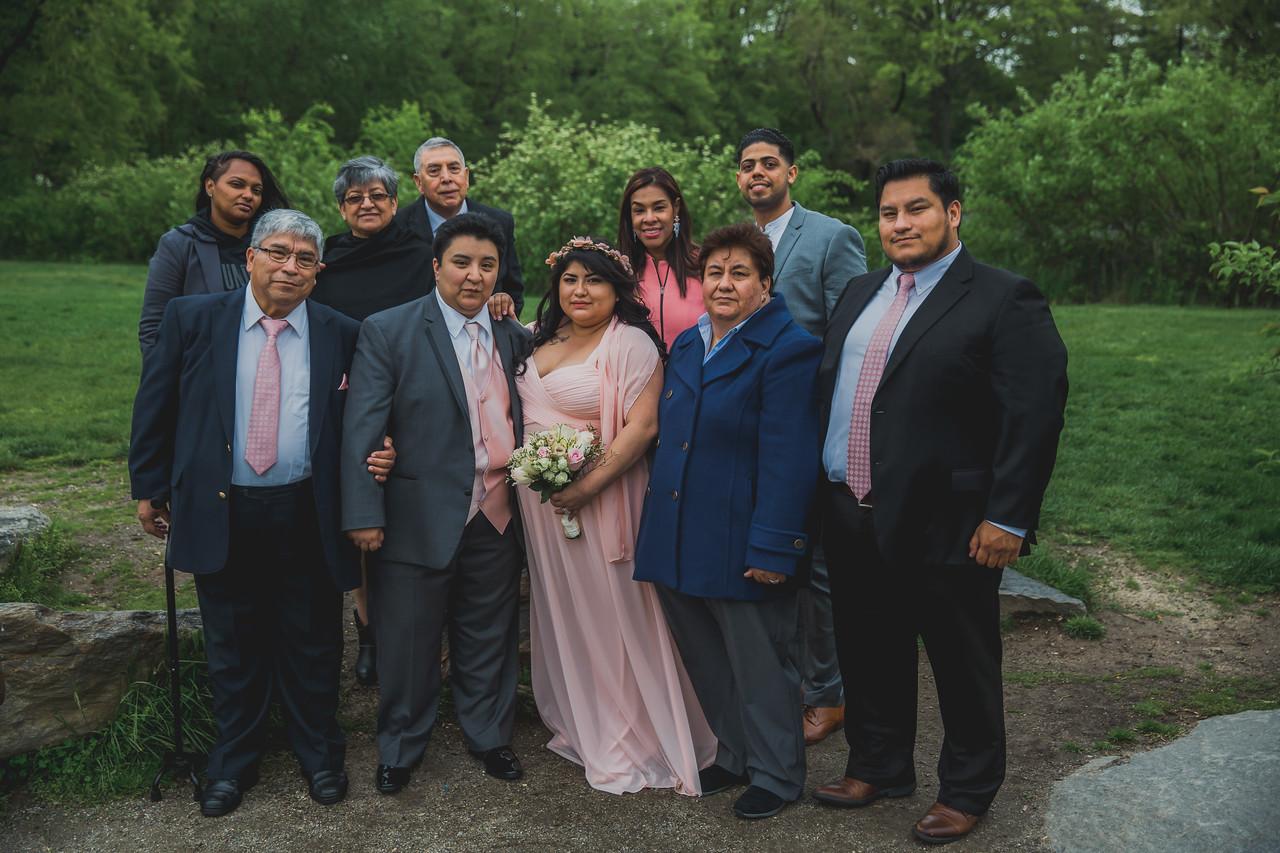 Central Park Wedding - Maria & Denisse-53
