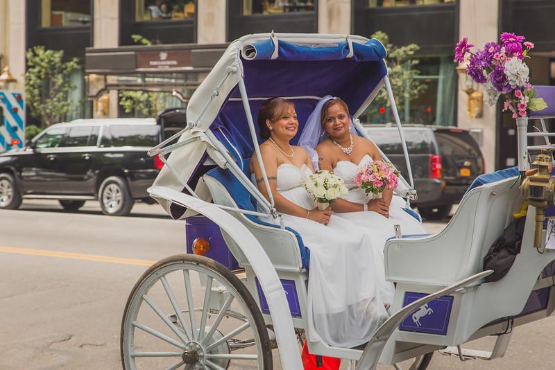 Central Park Wedding - Maya & Samanta (14)