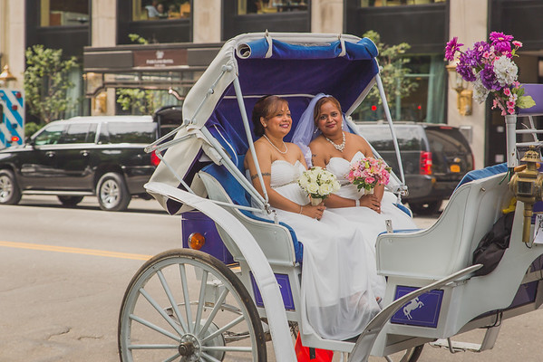 Central Park Wedding - Maya & Samanta (14)