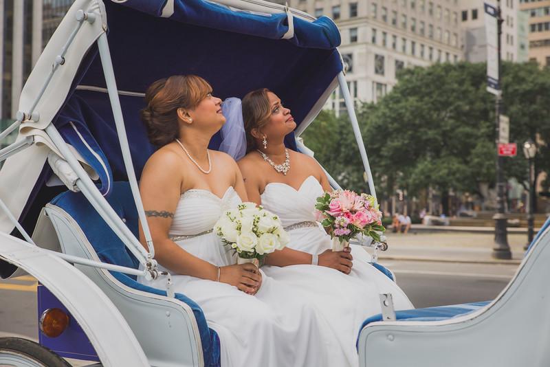 Central Park Wedding - Maya & Samanta (7)