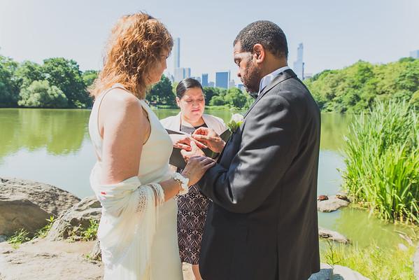 Central Park Wedding - Micaela & David-8