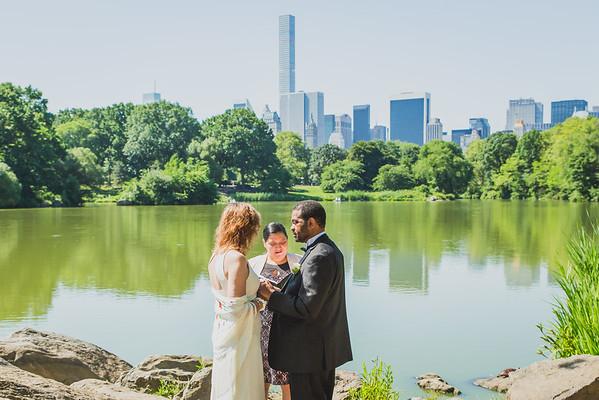 Central Park Wedding - Micaela & David-12