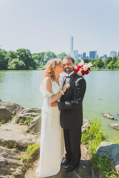 Central Park Wedding - Micaela & David-21
