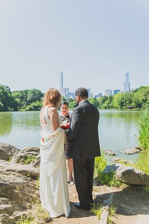 Central Park Wedding - Micaela & David-4