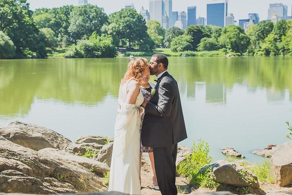 Central Park Wedding - Micaela & David-13