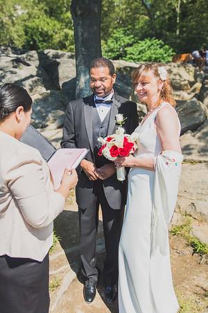 Central Park Wedding - Micaela & David-2
