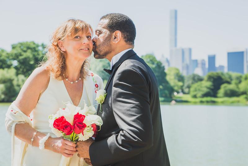 Central Park Wedding - Micaela & David-16