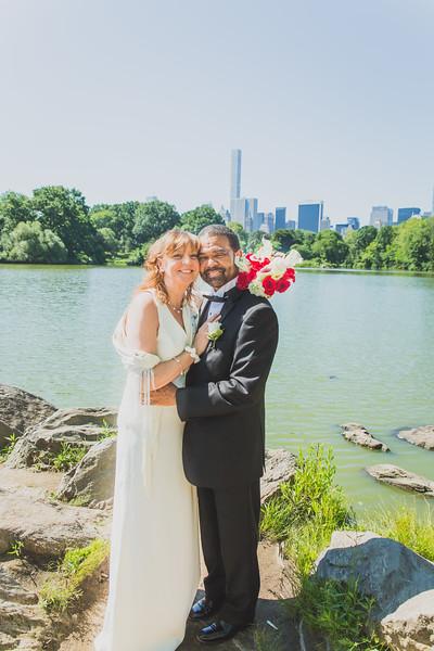 Central Park Wedding - Micaela & David-22