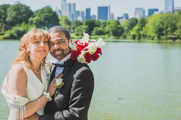 Central Park Wedding - Micaela & David-19