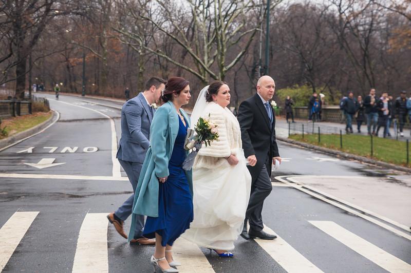 Central Park Wedding - Michael & Eleanor-11