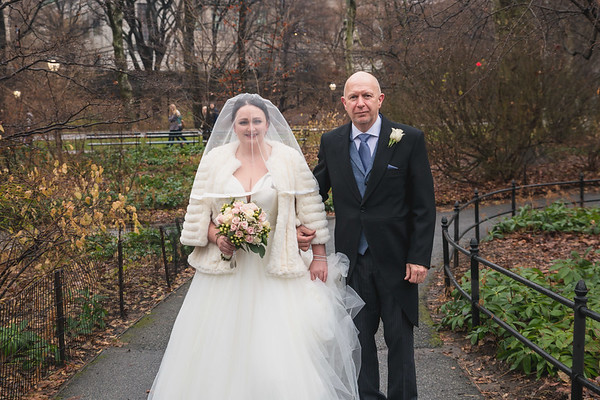 Central Park Wedding - Michael & Eleanor-14