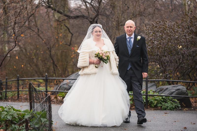Central Park Wedding - Michael & Eleanor-19