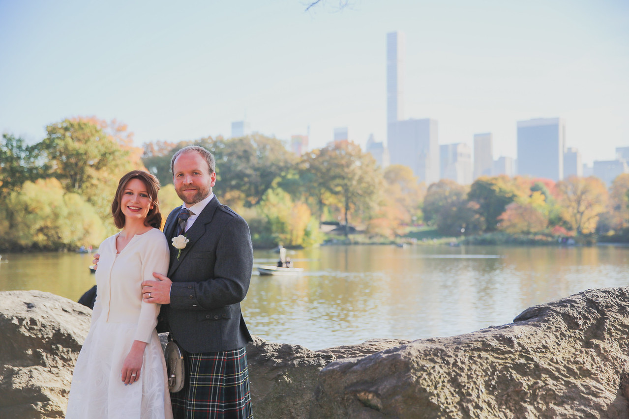 Central Park Wedding - Michael & Kate-52