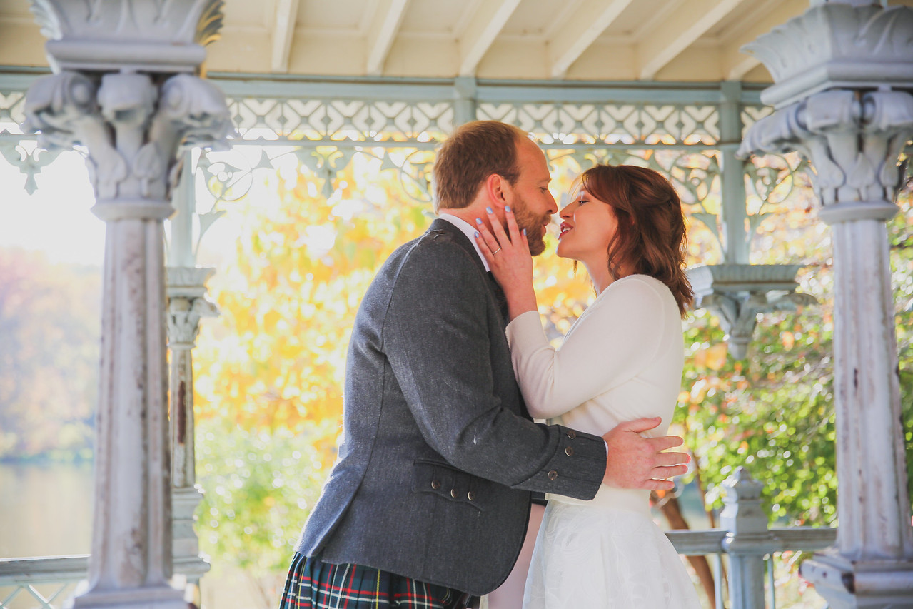 Central Park Wedding - Michael & Kate-20