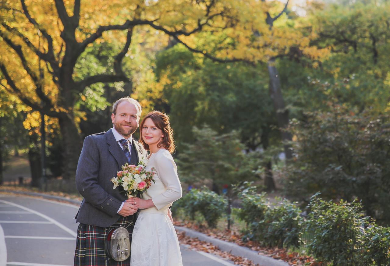 Central Park Wedding - Michael & Kate-83