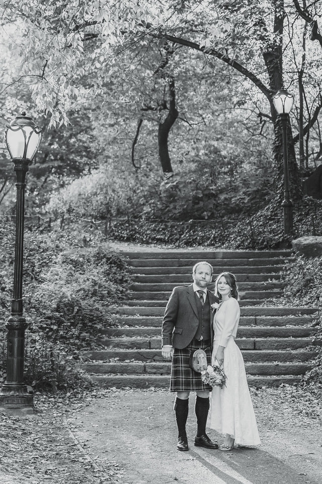 Central Park Wedding - Michael & Kate-60