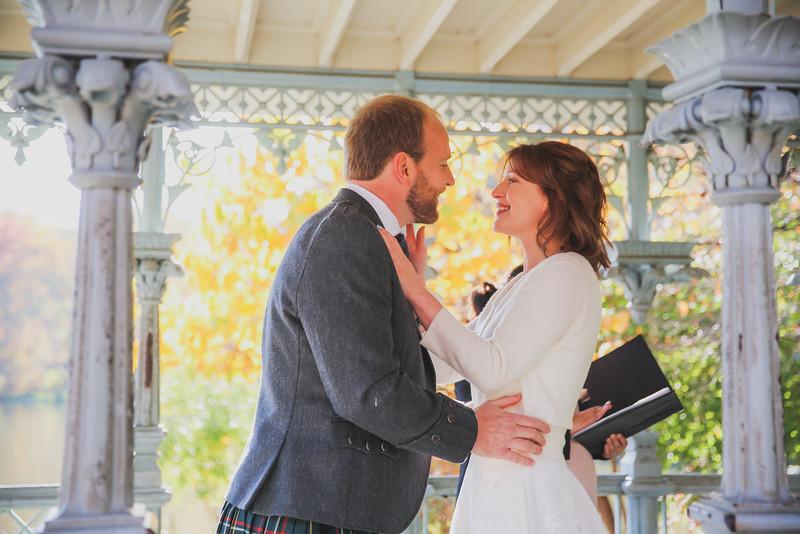 Central Park Wedding - Michael & Kate-23