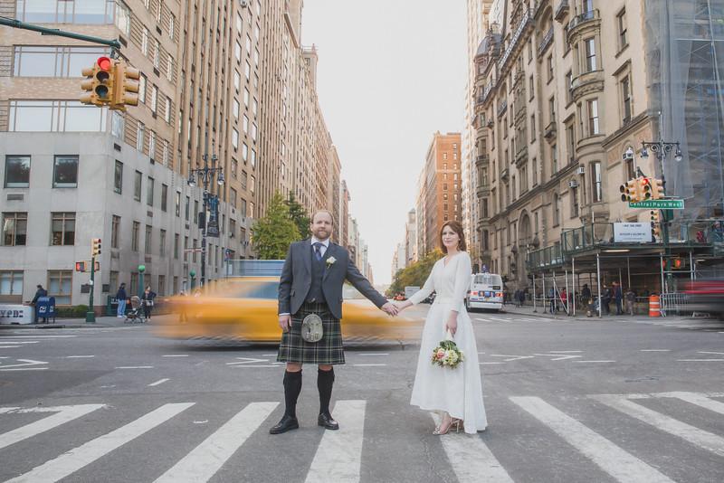 Central Park Wedding - Michael & Kate-89