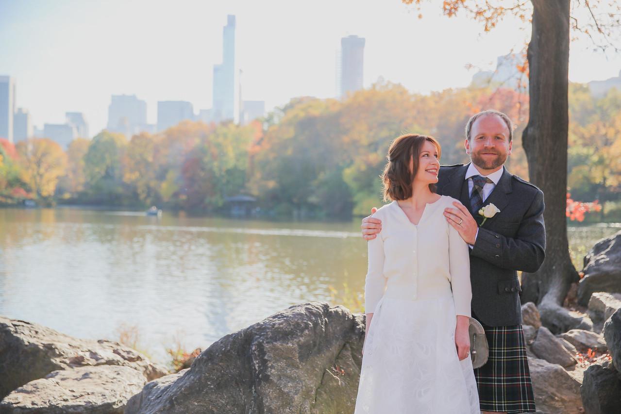 Central Park Wedding - Michael & Kate-51