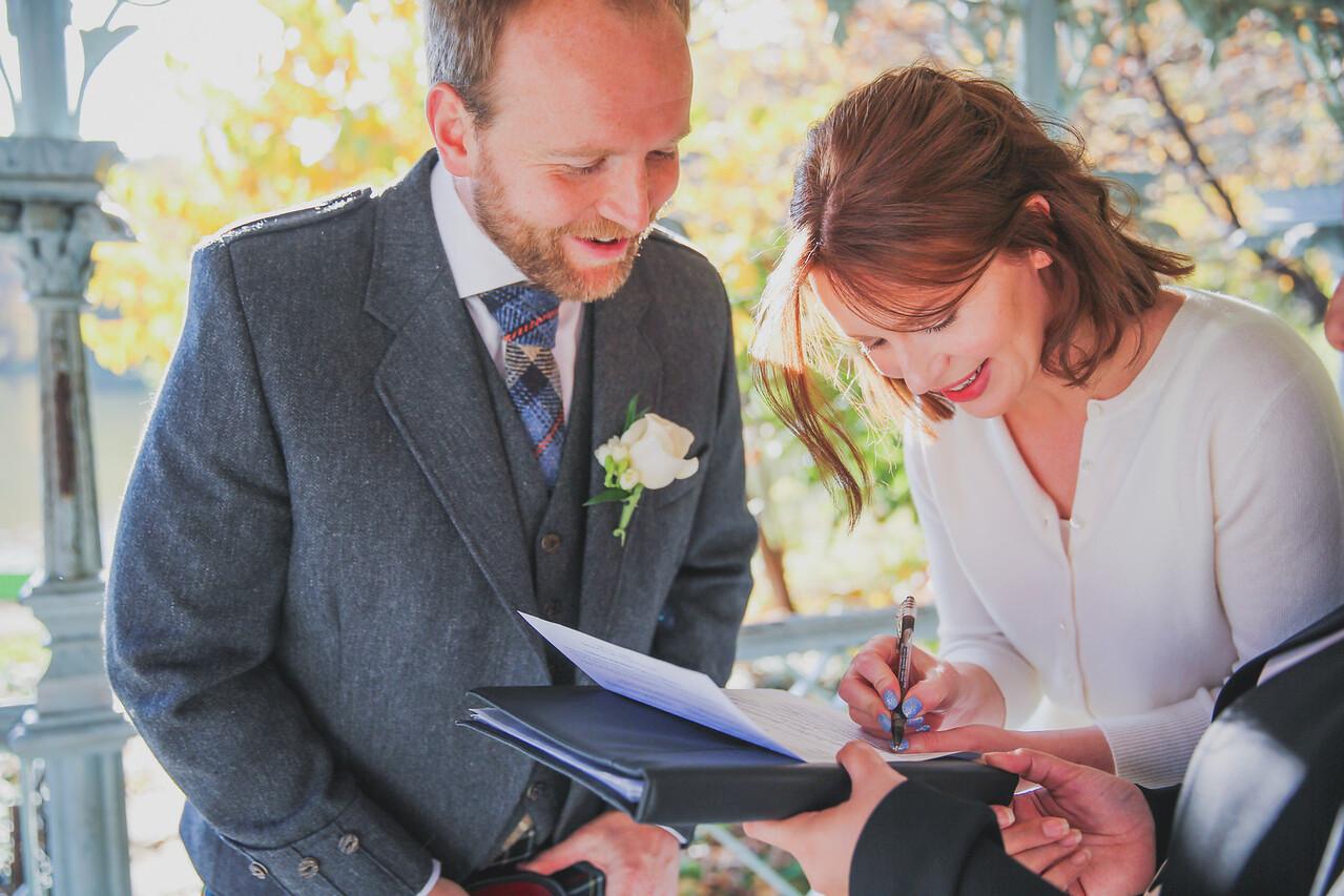 Central Park Wedding - Michael & Kate-32