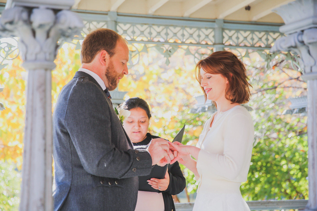 Central Park Wedding - Michael & Kate-15