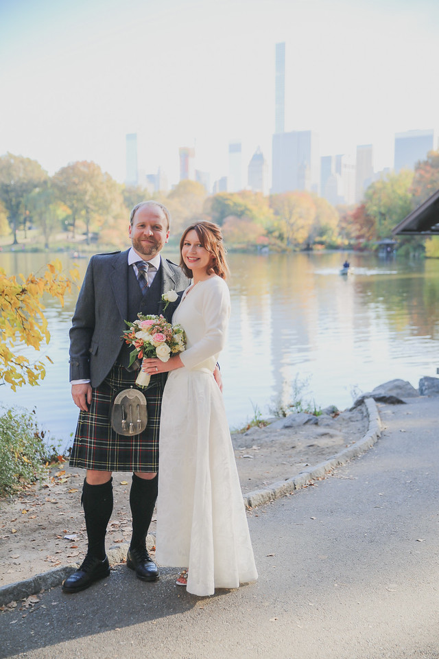 Central Park Wedding - Michael & Kate-57