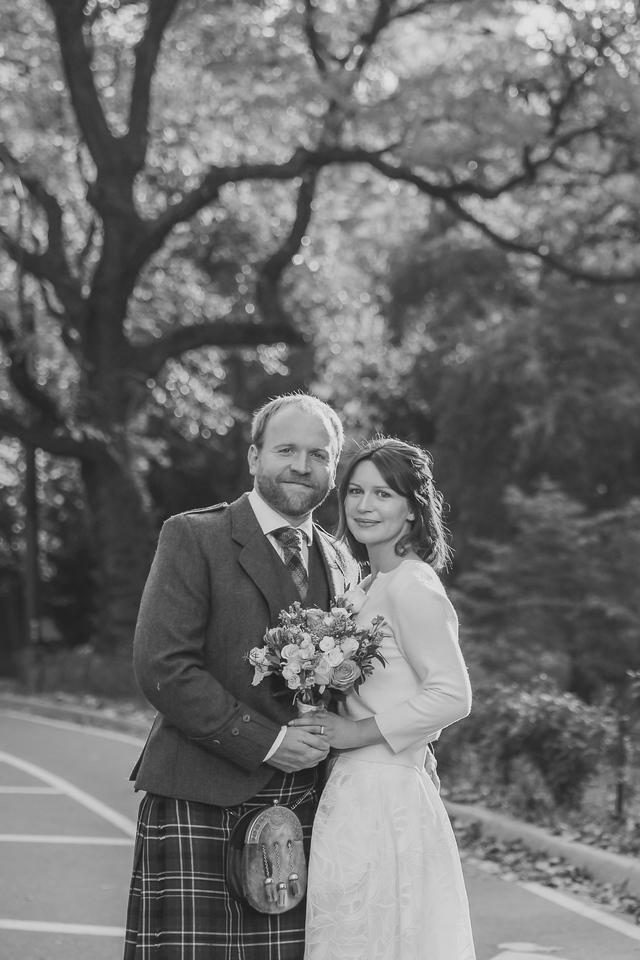 Central Park Wedding - Michael & Kate-84