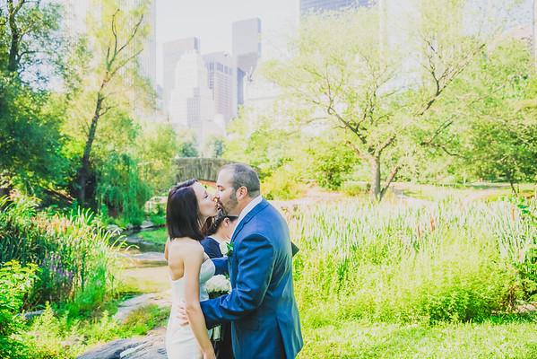 Central Park Wedding - Nancy & Robert-25