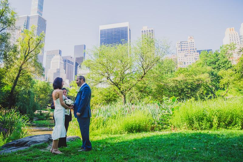 Central Park Wedding - Nancy & Robert-2