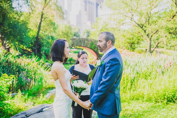 Central Park Wedding - Nancy & Robert-20