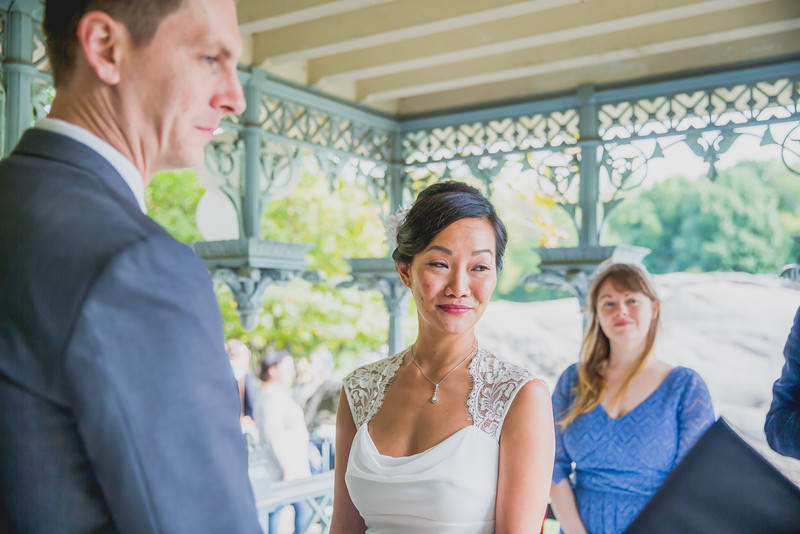 Central Park Wedding - Nicole & Christopher-1