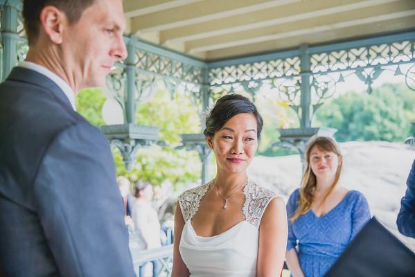 Central Park Wedding - Nicole & Christopher-1