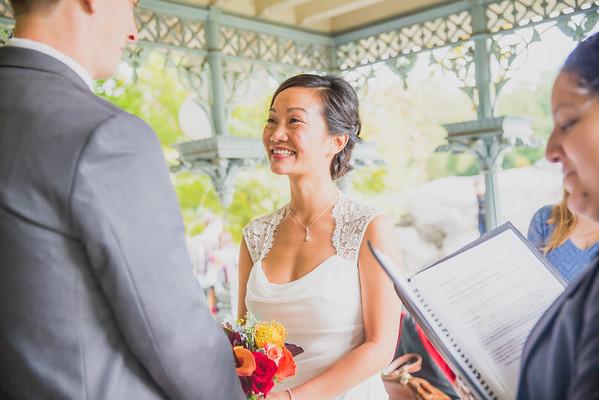 Central Park Wedding - Nicole & Christopher-7
